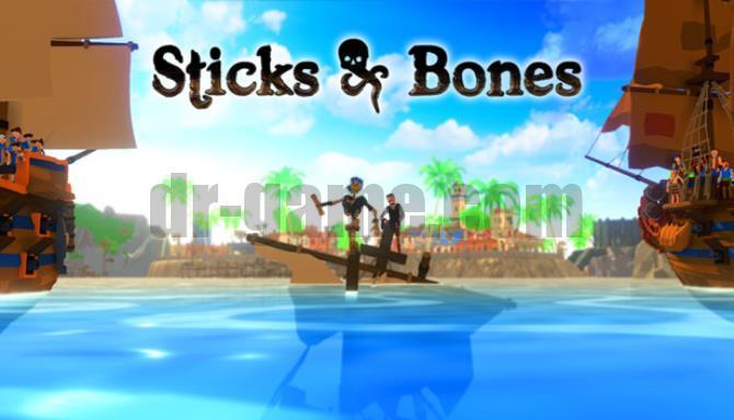 لعبة sticks and bones للكمبيوتر