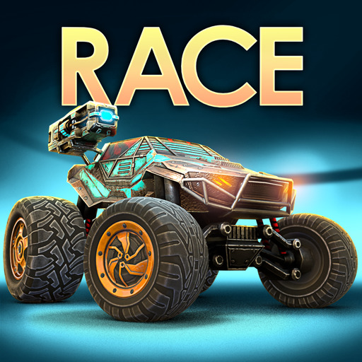 تحميل لعبة RACE: Rocket Arena Car Extreme مهكرة للاندرويد